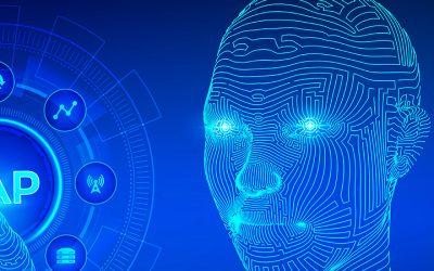 A inteligência artificial chegou ao ERP